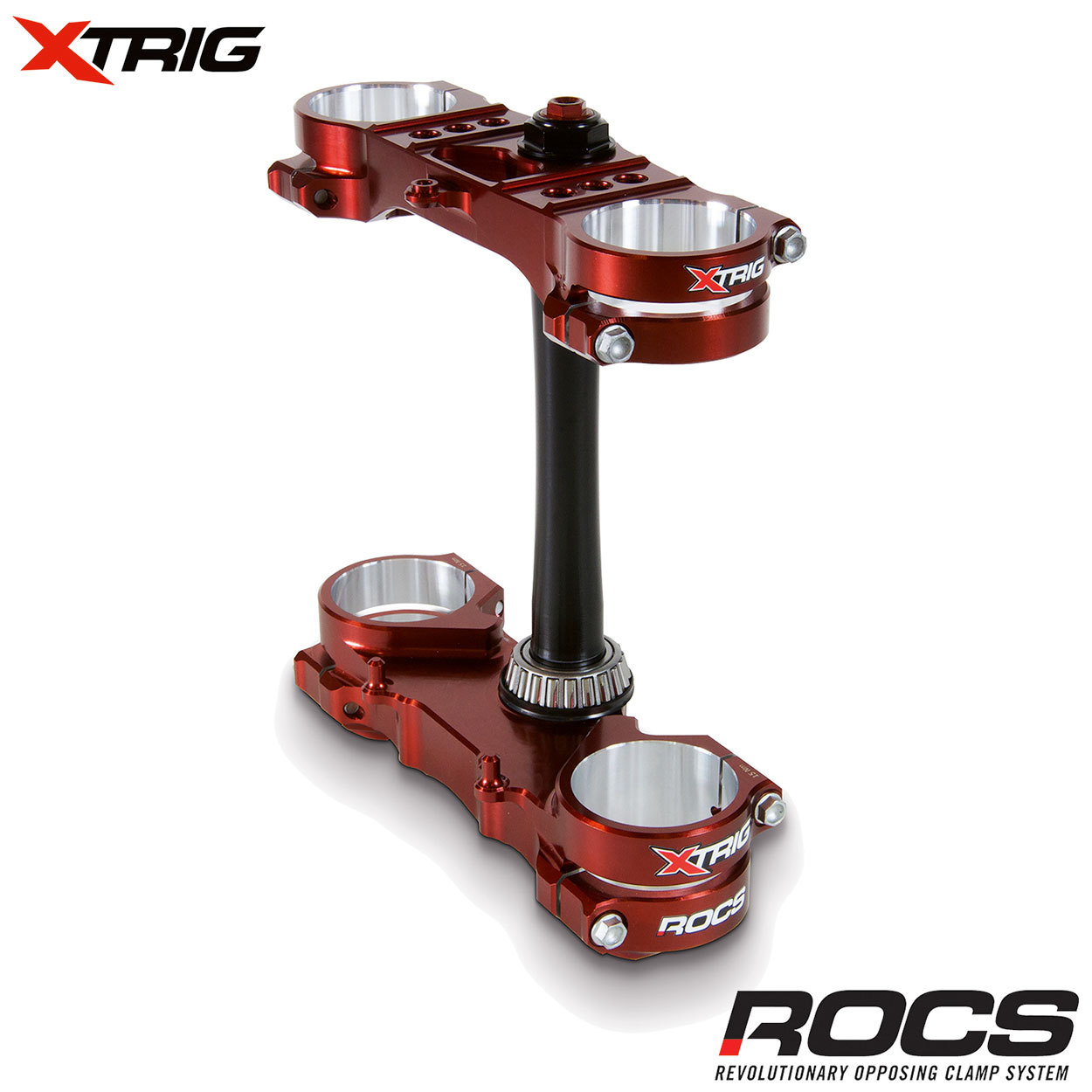 X Trig Triple Clamps