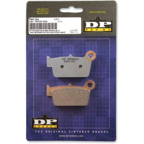 DP Rear Brake Pads