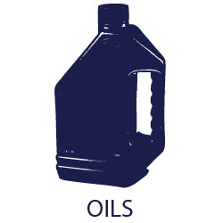 Oils and Cleaners