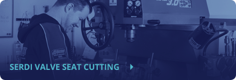 Serdi valve seat cutting